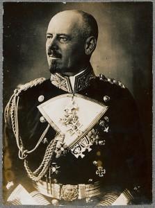 VAdm. Franz Ritter von Hipper, ca. 1916